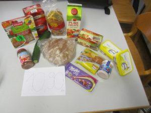 TiSo: Lebensmittel, Preisunterschied